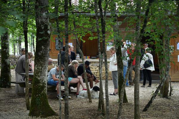 Phosphatières du Cloup d'Aural à Bach_07 © Lot Tourisme - P. Lasvenes