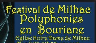 Polyphonies en Bouriane