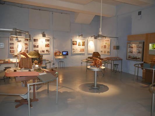Musée des Moulins Luzech