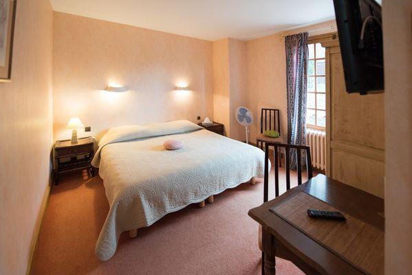 chambre double supérieure avec lit king size