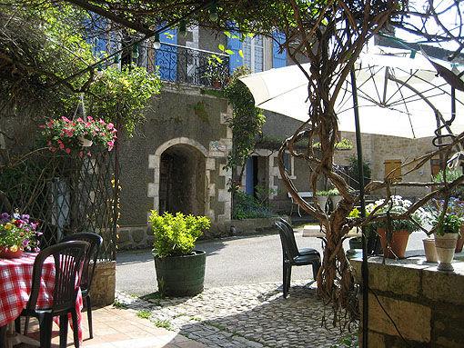 Hostellerie de Goujounac