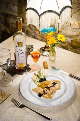 Restaurant 2 - La Maison des Chanoines - Turenne - Vallée de la Dordogne