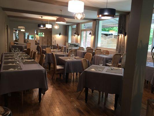 Restaurant Côté Dordogne - Beaulieu-sur-Dordogne - salle