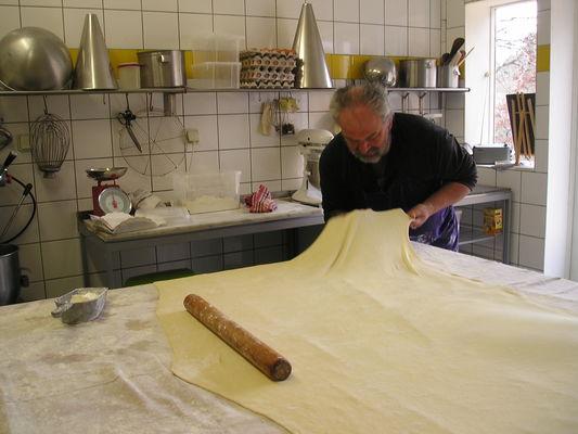 Restaurant L'atelier de la Fontaine - en cuisine