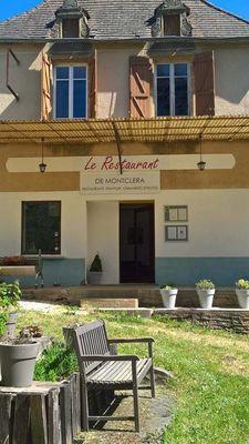 Restaurant Le Montclera - 9