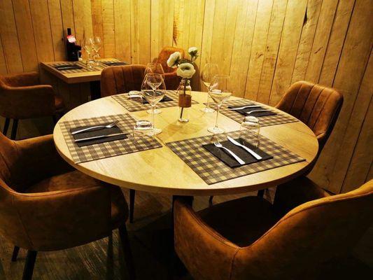 Restaurant Le Quercy-Souillac-fauteuils