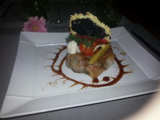 Restaurant Le bellevue Gourdon4