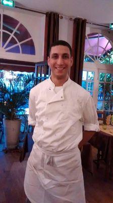 Restaurant Le bellevue Gourdon Chef