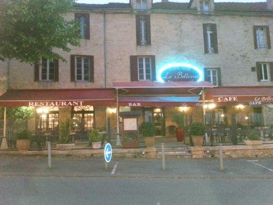 Restaurant Le bellevue Gourdon3