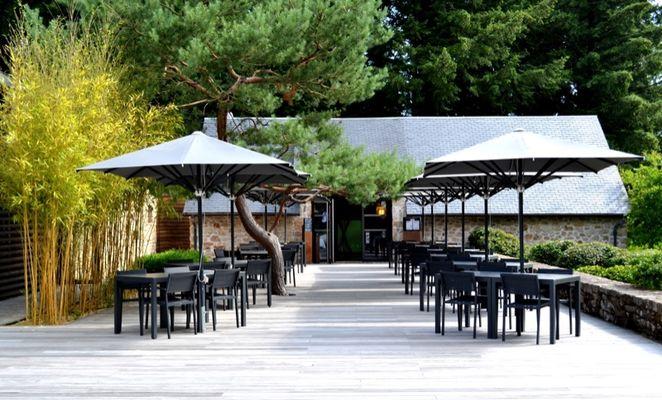Restaurant Sothys_Terrasse