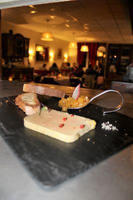 Restaurant Chez Ernestine à Alvignac