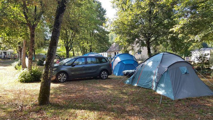 Camping Rives du Céou