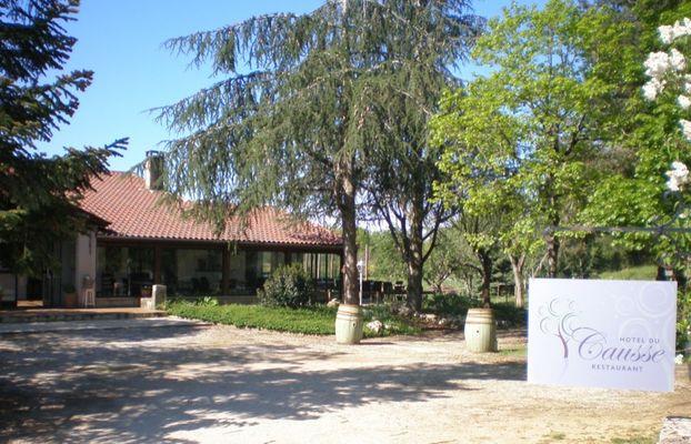 Restaurant de l'Hôtel du Causse