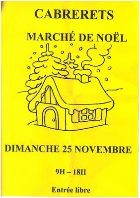 Marché de Noêl