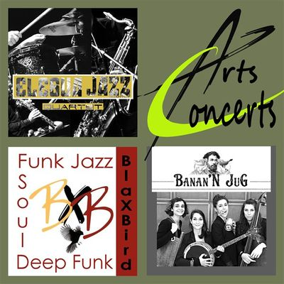 Samedi Jazz varie Festivarts