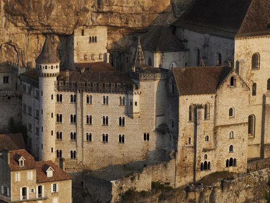 Sanctuaires de Rocamadour © D.Viet