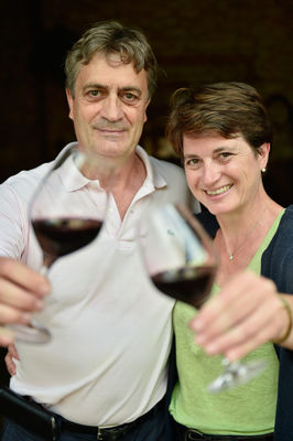 Sabine et Jean-Luc Baldès - Clos Triguedina_18 © Lot Tourisme - C. ORY