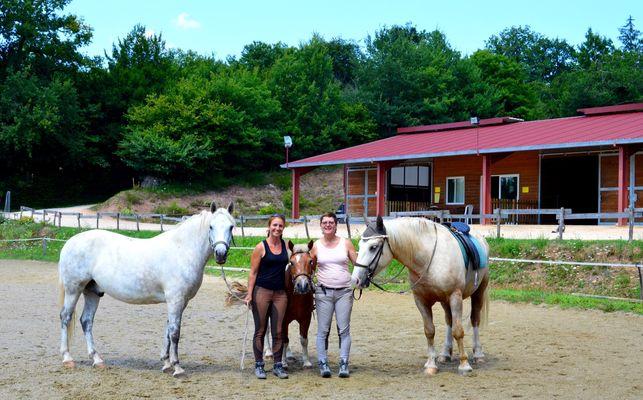 Centre équestre Saint Céré Equitation - St Jean Lagineste