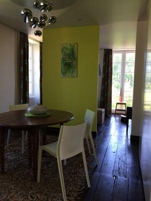 La Terrasse-Carennac-Salle-à-manger