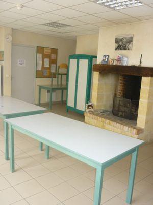 Salle commune RDC