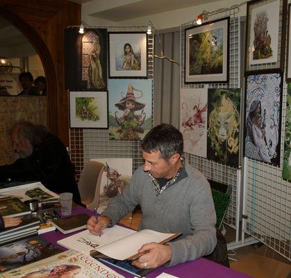 Salon du Livre - Aïcontis 2015