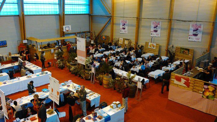 Salon du livre de cuisine - Beynat - 2