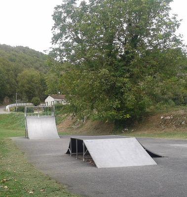 Skate Park St Germain
