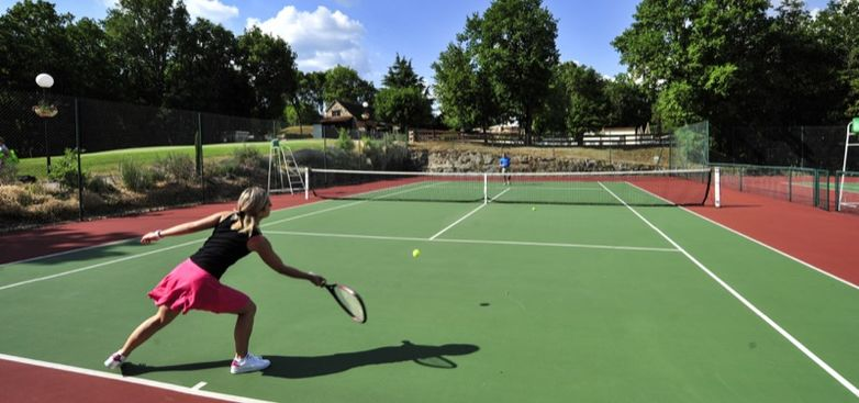 Souillac Country Club_Tennis