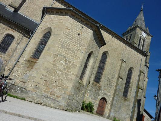 Sousceyrac -  Eglise_01 © Lot Tourisme - C. Sanchez