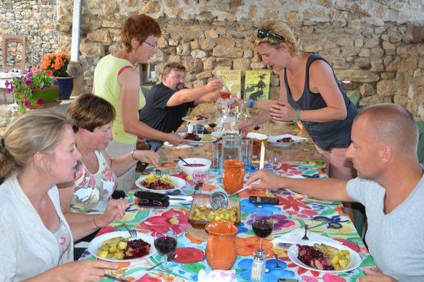 Tables d hotes 2