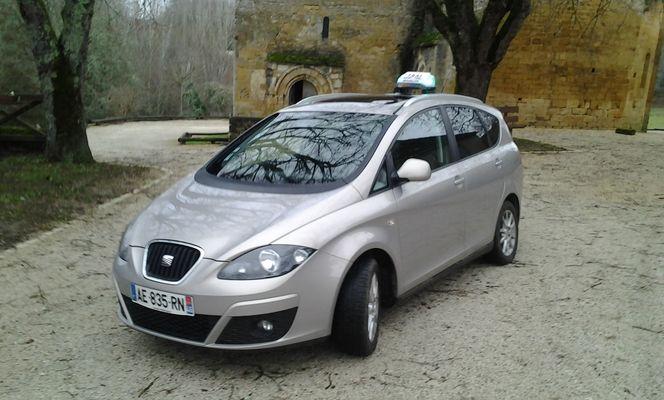 Taxi Gérard