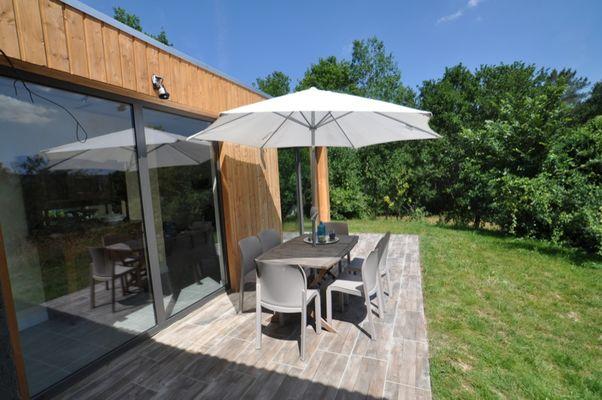 Terrasse privé 1