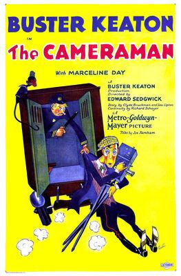 The_cameraman_poster