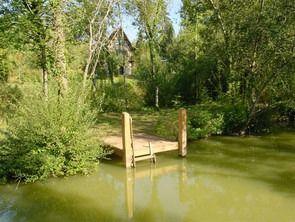 Thies Maison du pêcheur étang 3