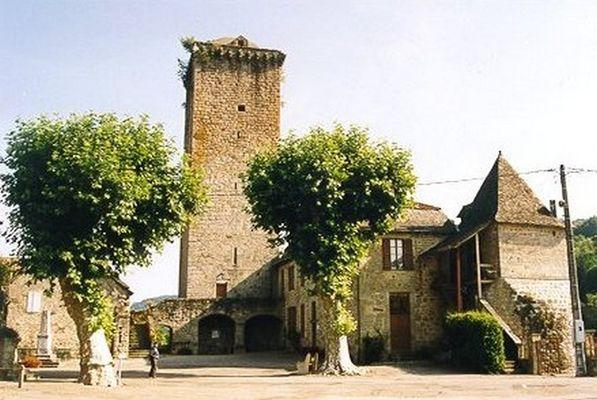 Tour médiévale de Teyssieu