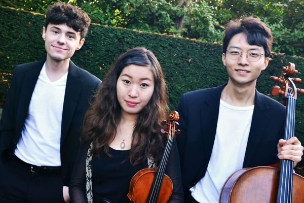 Trio Meraki- Festival ferrandou 2019