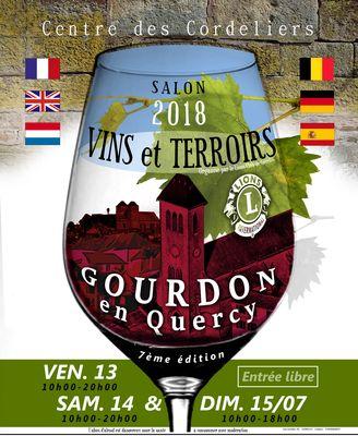 Vins et Terroirs 2018