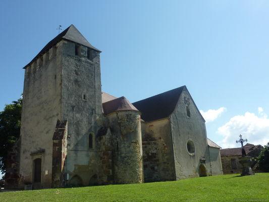 Eglise de Lavercantière