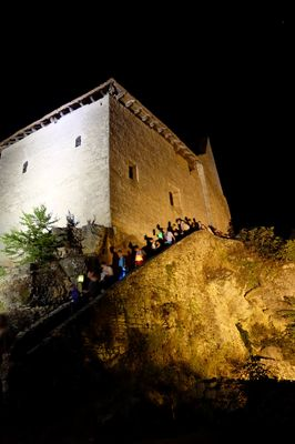 Visite nocturne - Creysse