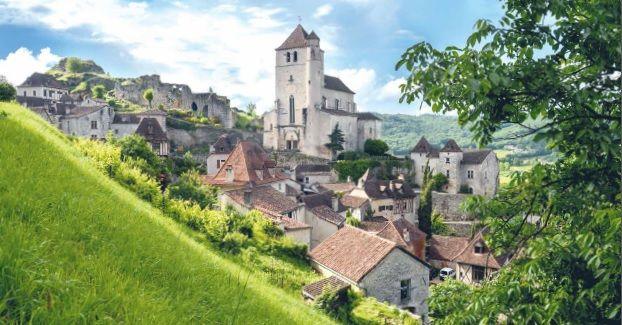 Visites historiques Saint Cirq Lapopie