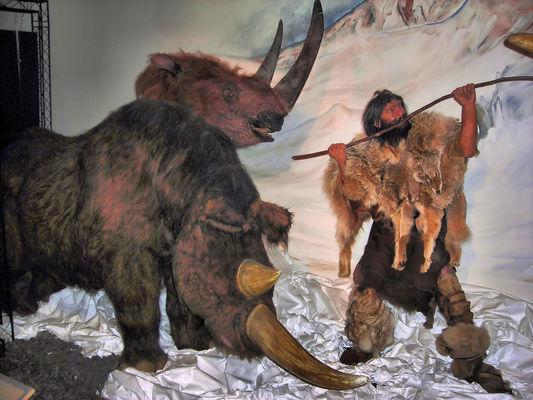 Woolly_Rhinoceros_Hunt