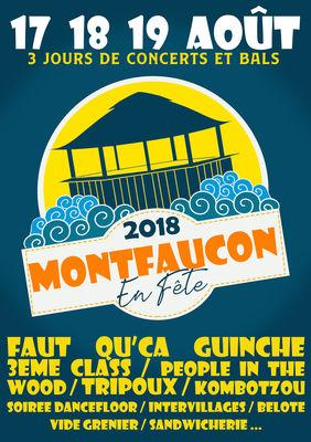 Fête Montfaucon 2018