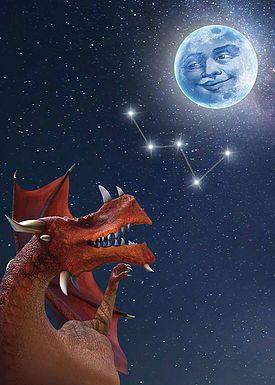 Le Dragon et les gens du ciel