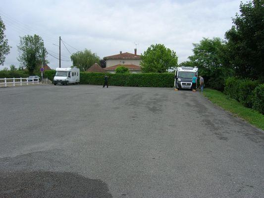aire d'accueil d'Alvignac
