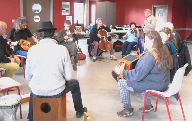 atelier musique trad