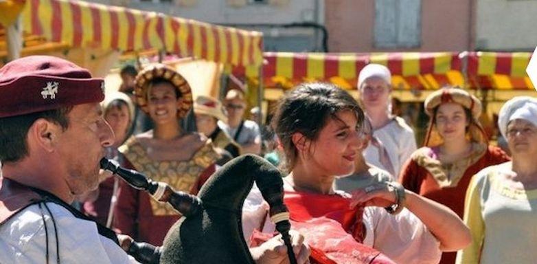 cardaillac fête médiévale