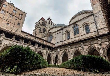cathédrale st etienne cahors
