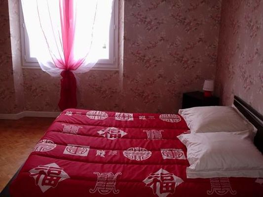 chambre rouge 1