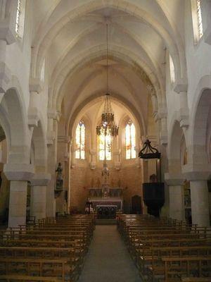 eglise St vincent - Dégagnac ©Loyer-JL