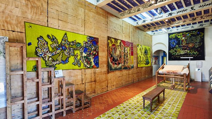 exposition permanente des collections du musee atelier lurcat_0012 © Lot Tourisme - Nelly Blaya